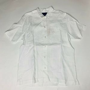 Tommy Bahama Men Camp Shirt Size Large L Island